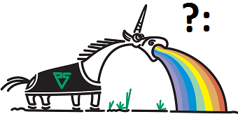 Unicorn and C++ operator ?: